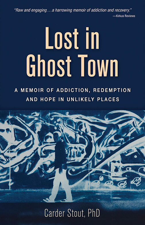 Lost in Ghost Town - Book Cover