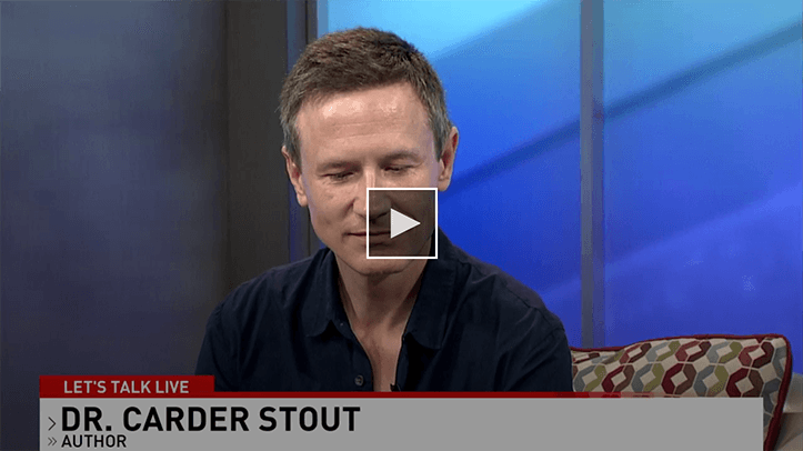 "Carder Stout on ""Let's Talk Live"""